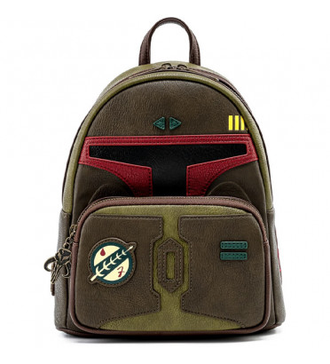 MINI SAC A DOS BOBA FETT HES NO GOOD TO ME DEAD COSPLAY / STAR WARS / LOUNGEFLY