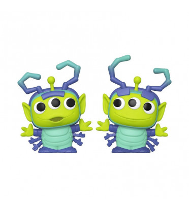 2 PACK TUCK AND ROLL / ALIEN REMIX / FIGURINE FUNKO POP / EXCLUSIVE SPECIAL EDITION