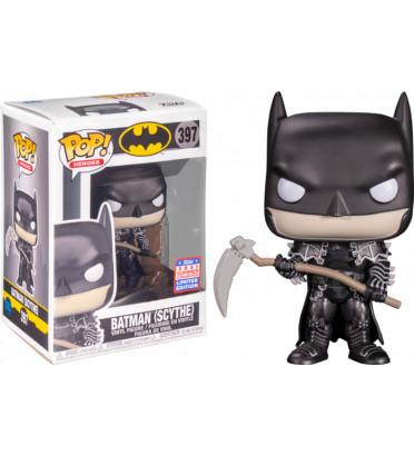 BATMAN WITH SCYTHE / BATMAN / FIGURINE FUNKO POP / EXCLUSIVE SDCC 2021