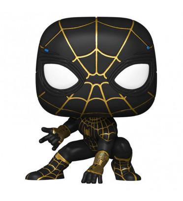 SPIDER-MAN BLACK AND GOLD SUIT / SPIDER-MAN NO WAY HOME / FIGURINE FUNKO POP