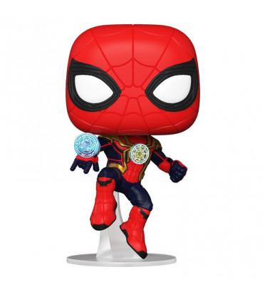 SPIDER-MAN INTEGRATED SUIT / SPIDER-MAN NO WAY HOME / FIGURINE FUNKO POP