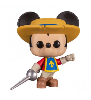 MICKEY MOUSE / LES 3 MOUSQUETAIRES / FIGURINE FUNKO POP / EXCLUSIVE SDCC 2021
