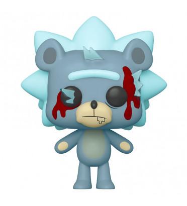 TEDDY RICK / RICK ET MORTY / FIGURINE FUNKO POP / CHASE