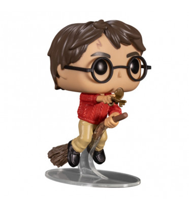 HARRY POTTER FLYING WITH WINGED KEY / HARRY POTTER / FIGURINE FUNKO POP / EXCLUSIVE SDCC 2021