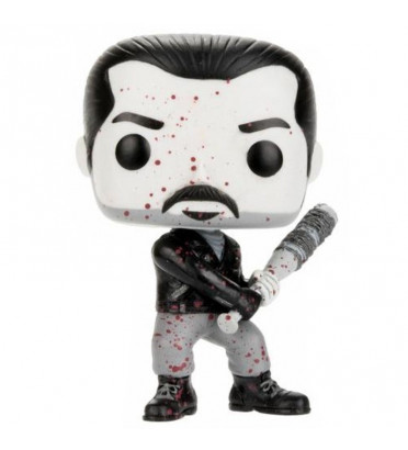 NEGAN NOIR ET BLANC / THE WALKING DEAD / FIGURINE FUNKO POP
