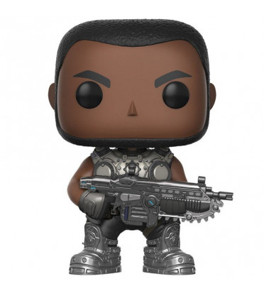 AUGUSTUS COLE / GEARS OF WAR / FIGURINE FUNKO POP