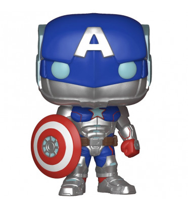 CIVIL WARRIOR / MARVEL TOURNOI DES CHAMPIONS / FIGURINE FUNKO POP