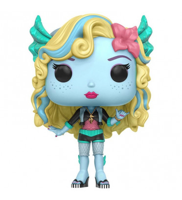 LAGOONA BLUE / MONSTER HIGH / FIGURINE FUNKO POP