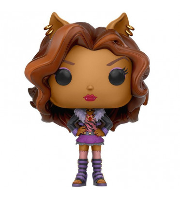 CLAWDEEN WOLF / MONSTER HIGH / FIGURINE FUNKO POP