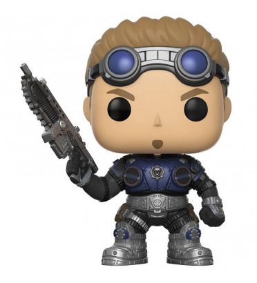 DAMON BAIRD / GEARS OF WAR / FIGURINE FUNKO POP