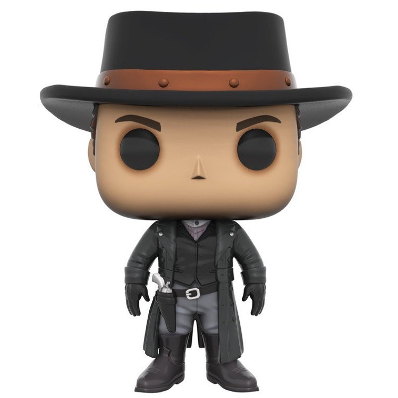 SHERRIF CHRIS MANNIX / LES HUIT SALOPARDS / FIGURINE FUNKO POP