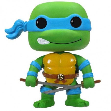 LEONARDO / LES TORTUES NINJA / FIGURINE FUNKO POP