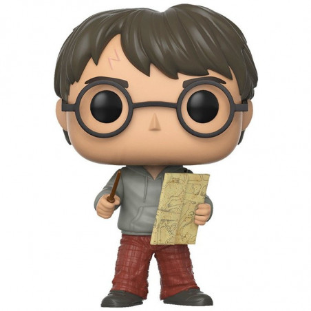 HARRY POTTER CARTE DU MARAUDEUR / HARRY POTTER / FIGURINE FUNKO POP