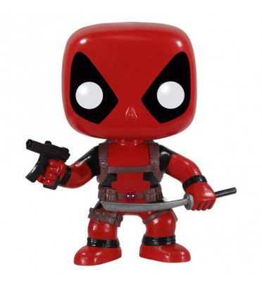 DEADPOOL / MARVEL UNIVERSE / FIGURINE FUNKO POP