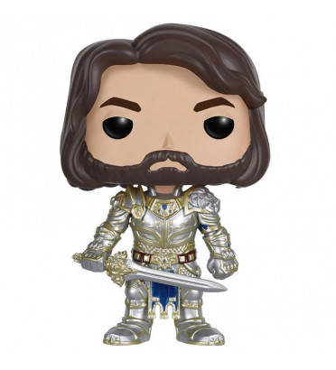 KING LLANE / WARCRAFT / FIGURINE FUNKO POP