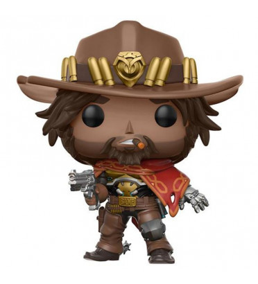 MC CREE / OVERWATCH / FIGURINE FUNKO POP