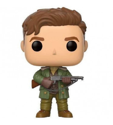 STEVE TREVOR / WONDER WOMAN / FIGURINE FUNKO POP