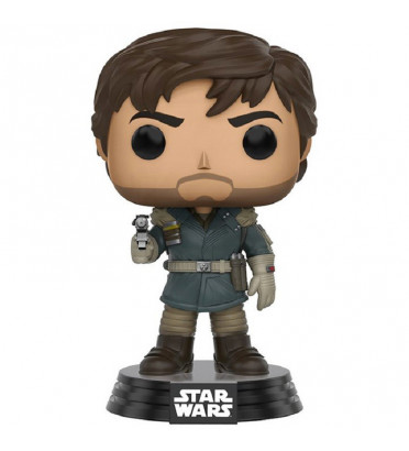 CAPITAINE CASSIAN / STAR WARS / FIGURINE FUNKO POP