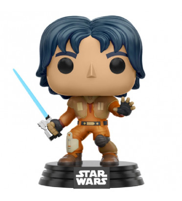 EZRA / STAR WARS REBELS / FIGURINE FUNKO POP