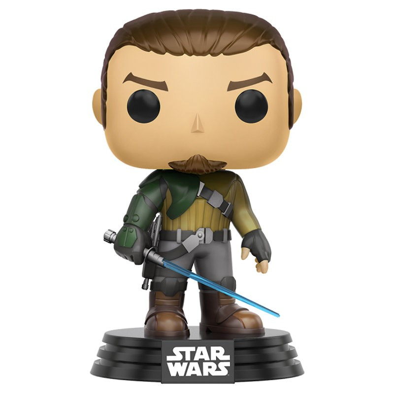 KANAN / STAR WARS REBELS / FIGURINE FUNKO POP