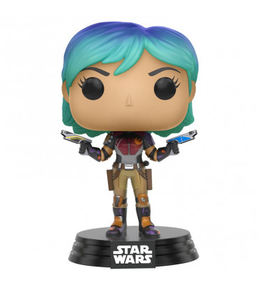 SABINE / STAR WARS REBELS / FIGURINE FUNKO POP