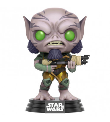 ZEB / STAR WARS REBELS / FIGURINE FUNKO POP