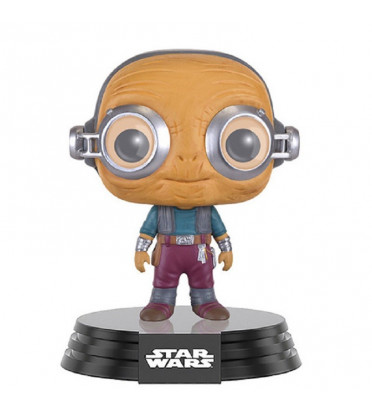 MAZ KANATA / STAR WARS / FIGURINE FUNKO POP