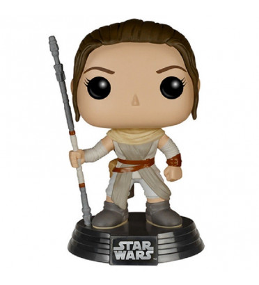 REY / STAR WARS / FIGURINE FUNKO POP