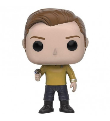 CAPITAINE KIRK / STAR TREK BEYOND / FIGURINE FUNKO POP