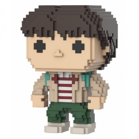MIKE 8 BIT / STRANGER THINGS / FIGURINE FUNKO POP / EXCLUSIVE