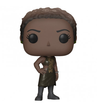 NAKIA / BLACK PANTHER / FIGURINE FUNKO POP