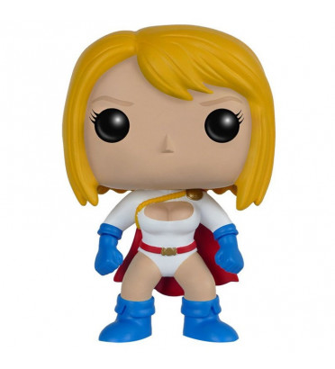 POWER GIRL / SUPER HEROES / FIGURINE FUNKO POP