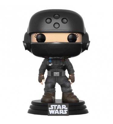 JYN ERSO DEGUISÉE / STAR WARS / FIGURINE FUNKO POP / NYCC 2017 EXCLUSIVE