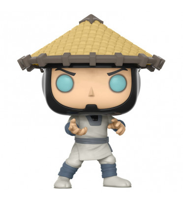 RAIDEN / MORTAL KOMBAT X / FIGURINE FUNKO POP