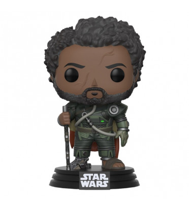 SAW GERRERA / STAR WARS / FIGURINE FUNKO POP / NYCC 2017 EXCLUSIVE