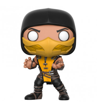 SCORPION / MORTAL KOMBAT X / FIGURINE FUNKO POP