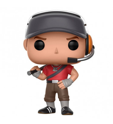 SCOUT / TEAM FORTRESS / FIGURINE FUNKO POP