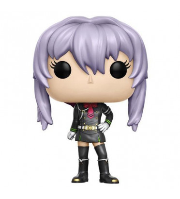 SHINOA HIRAGI / SERAPH OF THE END / FIGURINE FUNKO POP