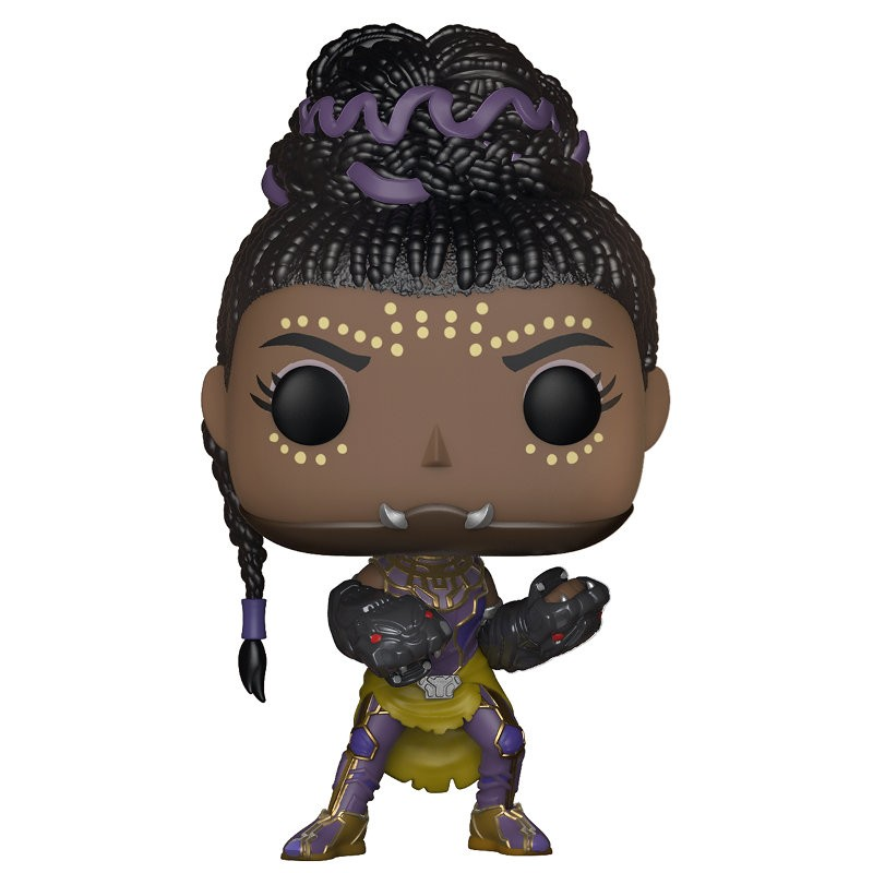 Pop! Shuri n°276 BOITE ABIMEE Black Panther Funko