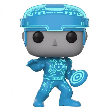 TRON / TRON / FIGURINE FUNKO POP / LIMITED GLOW CHASE EDTION