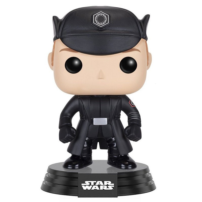GENERAL HUX / STAR WARS / FIGURINE FUNKO POP