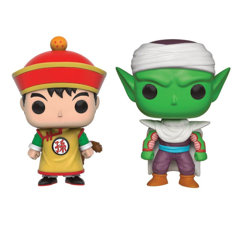 2-PACK GOHAN ET PICCOLO / DRAGON BALL Z / FIGURINE FUNKO POP / EXCLUSIVE