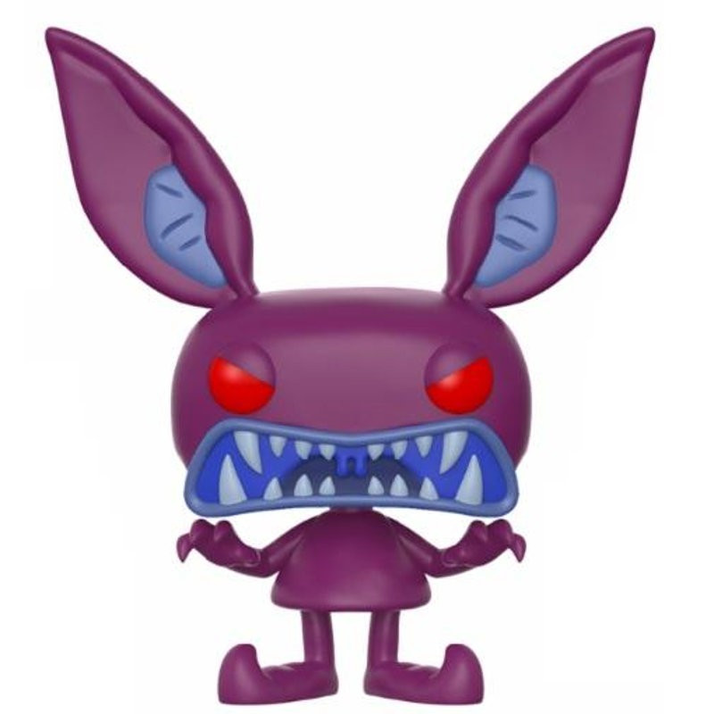 ICKIS / REAL MONSTERS NICKELODEON / FIGURINE FUNKO POP / NYCC 2017 EXCLUSIVE