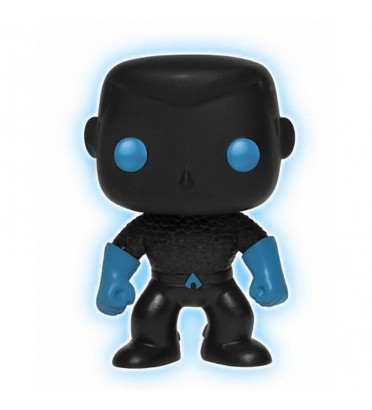 AQUAMAN / SUPER HEROES / FIGURINE FUNKO POP / GITD EXCLUSIVE