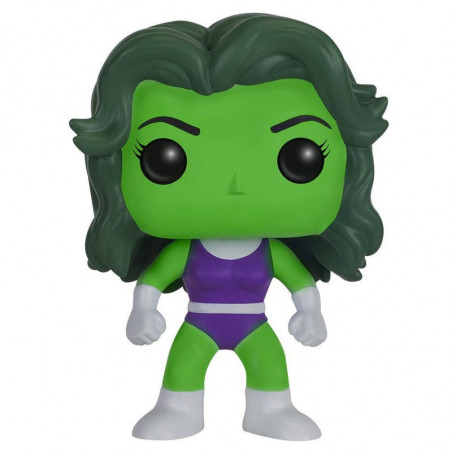 SHE HULK / MARVEL / FIGURINE FUNKO POP