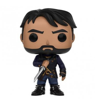 CORVO SANS MASQUE / DISHONORED / FIGURINE FUNKO POP / GAMESTOP EXCLUSIVE
