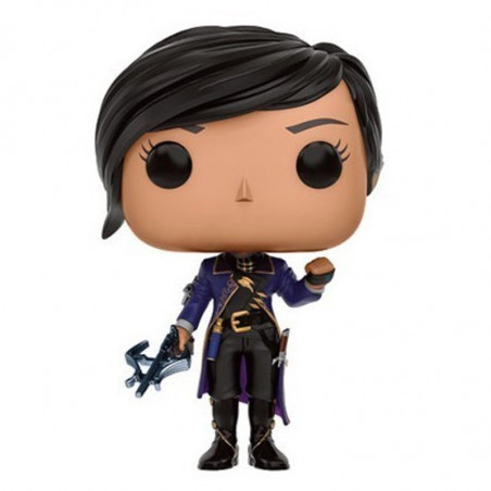 EMILY SANS MASQUE / DISHONORED / FIGURINE FUNKO POP