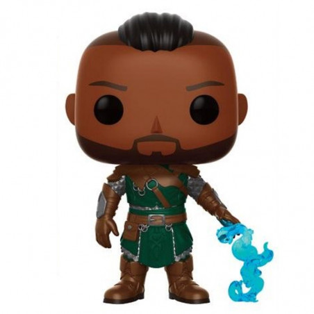 WARDEN / THE ELDER SCROLLS / FIGURINE FUNKO POP