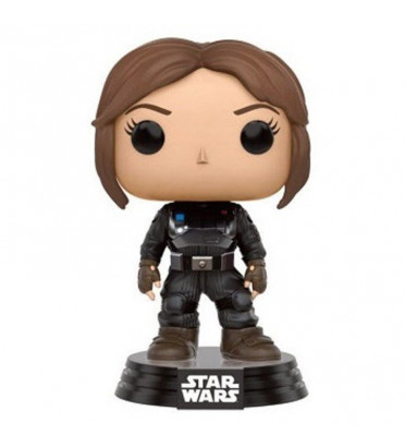 JYN ERSO TENUE IMPERIALE / STAR WARS / FIGURINE FUNKO POP