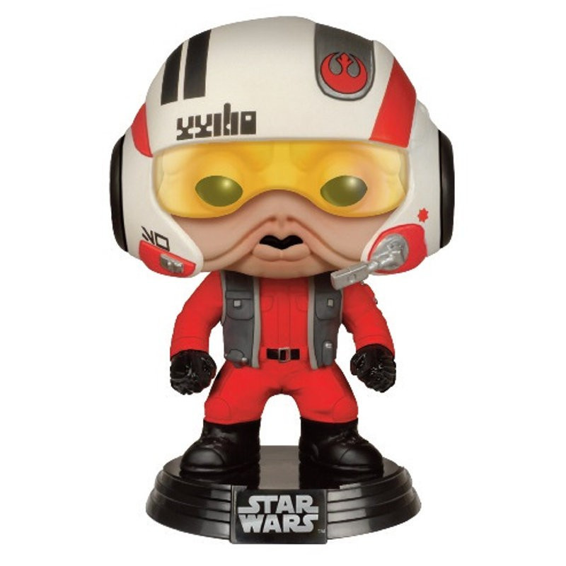 NIEN NUNB AVEC CASQUE / STAR WARS / FIGURINE FUNKO POP / UNDERGROUND TOYS EXCLUSIVE